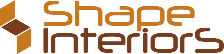 shape interiors logo